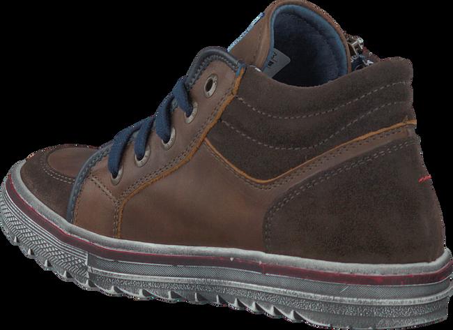 Bruine RED RAG Sneakers 15269  - large