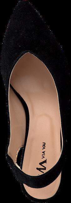Zwarte VIA VAI Sandalen LUCE - large