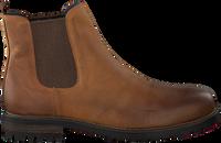 Bruine OMODA Chelsea boots 80076  - medium