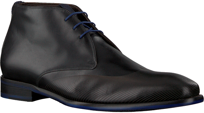 Zwarte FLORIS VAN BOMMEL Nette schoenen 20376  - large