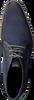 Blauwe BRAEND Nette schoenen 24508 - small