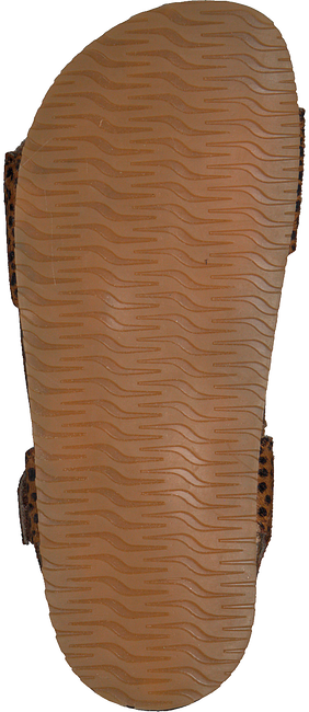 Bruine CLIC! Sandalen CL-GRASS  - large