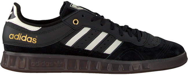 Zwarte ADIDAS Sneakers HANDBALL TOP  - large