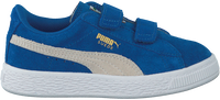 Blauwe PUMA Sneakers SUEDE 2 STRAPS - medium