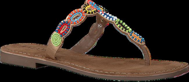 taupe LAZAMANI Slippers 75.554  - large