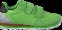 Groene WODEN Lage sneakers NOR SUEDE  - medium