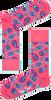 Roze HAPPY SOCKS Sokken PAI01 - small