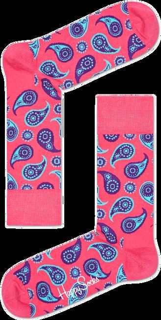Roze HAPPY SOCKS Sokken PAI01 - large