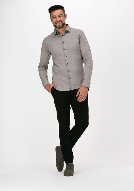 Taupe DESOTO Casual overhemd KENT 1/1  - large