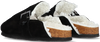Zwarte OMODA Pantoffels METTE  - small
