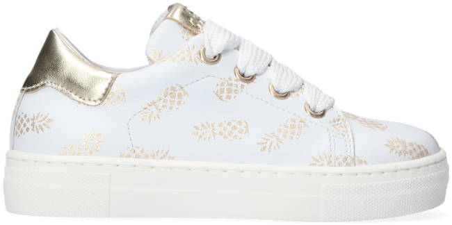 Witte CLIC! Sneakers 9493  - large