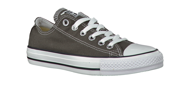 Grijze CONVERSE Sneakers ALL STAR OX  - large