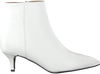 Witte OMODA Enkellaarsjes DX32 - small