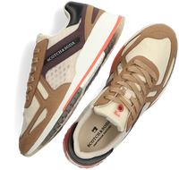 Taupe SCOTCH & SODA Lage sneakers VIVEX  - medium