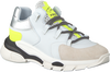 Witte TORAL Sneakers 11101  - small