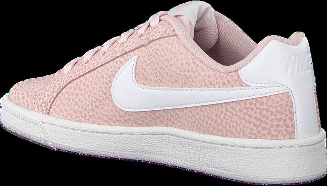 Roze NIKE Lage sneakers COURT ROYALE PREMIUM WMNS  - large