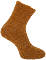 Gele MARCMARCS Sokken ALEXIA  - medium