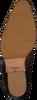 Bruine SHABBIES Enkellaarsjes 192020067 - small