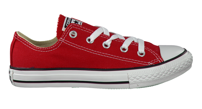 Rode CONVERSE Sneakers OX CORE K  - large
