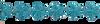 Blauwe LE BIG Haarband JADELYN HEADBAND - small