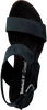 Zwarte TIMBERLAND Sandalen CAPRI SUNSET WEDGE - small