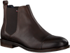 Cognac TOMMY HILFIGER Chelsea boots DRESS CASUAL TOECAP  - small