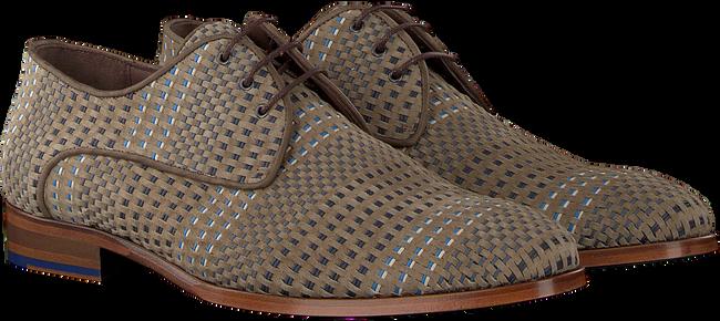 Taupe FLORIS VAN BOMMEL Nette schoenen 14210 - large
