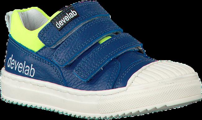 Blauwe DEVELAB Sneakers 41619  - large