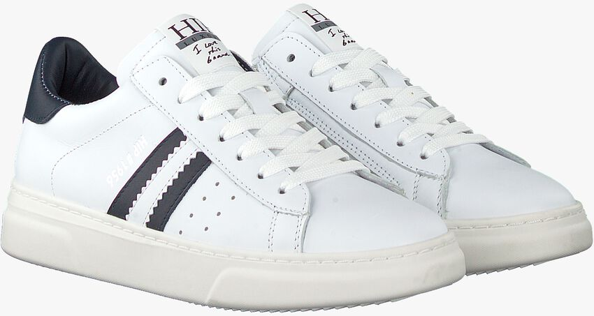 Witte HIP Lage sneakers H1272  - larger