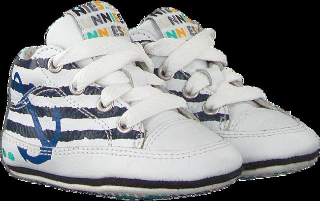 Blauwe BUNNIES JR Sneakers ZUKKE ZACHT  - large