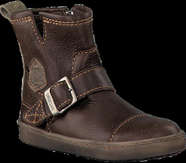 Bruine SHOESME Lange laarzen UR5W021  - large