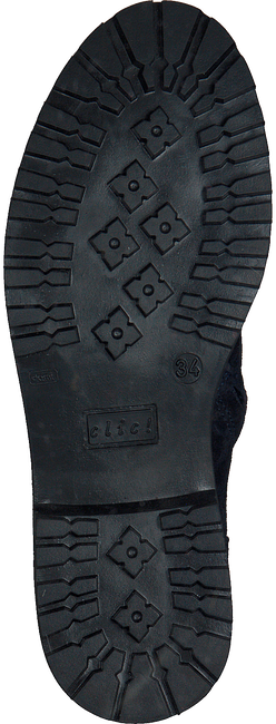 Blauwe CLIC! Veterboots 9584  - large