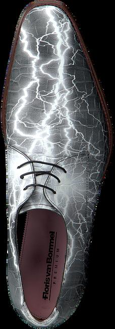 Grijze FLORIS VAN BOMMEL Nette schoenen 14267  - large