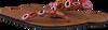 Cognac OMODA KUBUNI Slippers SLIPPER FANTASY - small