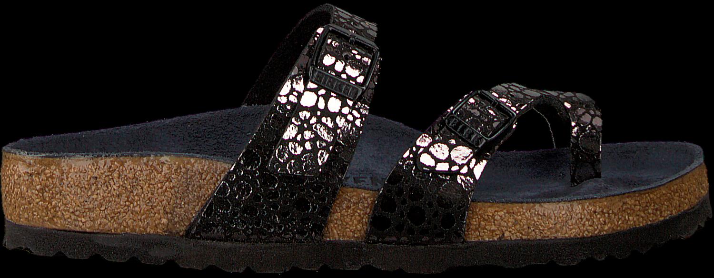 Zwarte Papillio Slippers Mayari