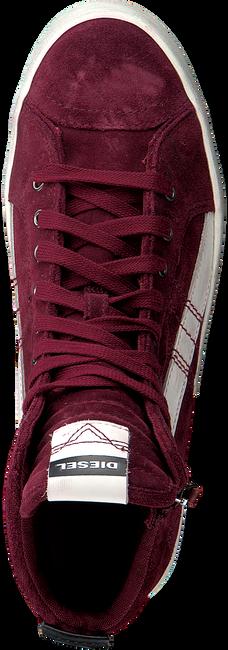 Rode DIESEL Sneakers D-VELOWS MID  - large