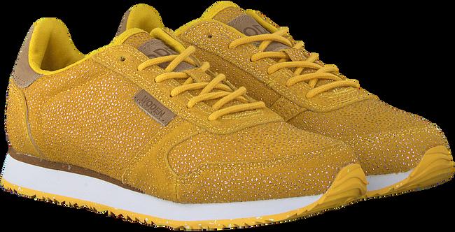 Gele WODEN Lage sneakers YDUN PEARL  - large
