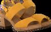 Gele GABOR Sandalen 775  - small