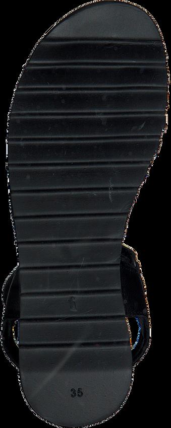 Zwarte HIP Sandalen H1860 - larger