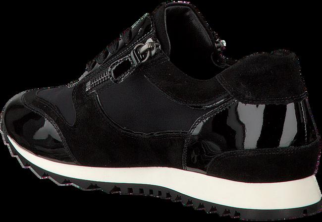 Zwarte HASSIA Sneakers BARCELONA - large