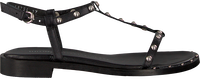 Zwarte BRONX Sandalen 84754 - medium