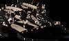 Zwarte LODI Pumps AMUANA-LI JIPaPnHn