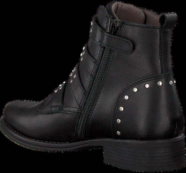 Zwarte BRAQEEZ Biker boots EMMY EAST - large