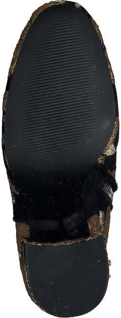 Zwarte STEVE MADDEN Enkellaarsjes GOLDIE  - large