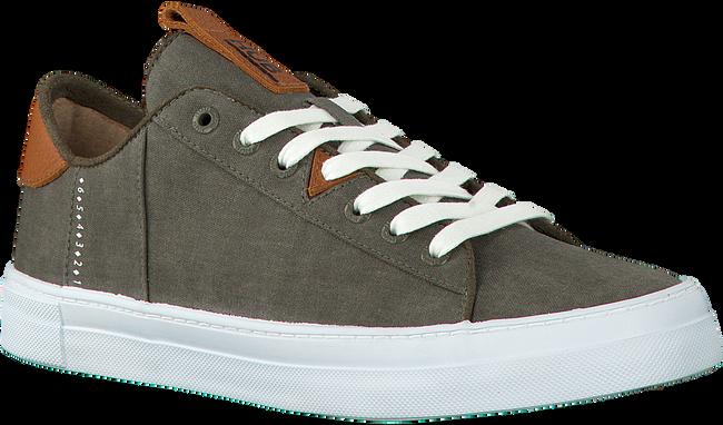 Groene HUB Sneakers HOOK-M - large