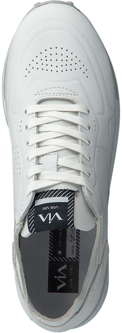 Witte VIA VAI Sneakers GIULIA SLIM - large