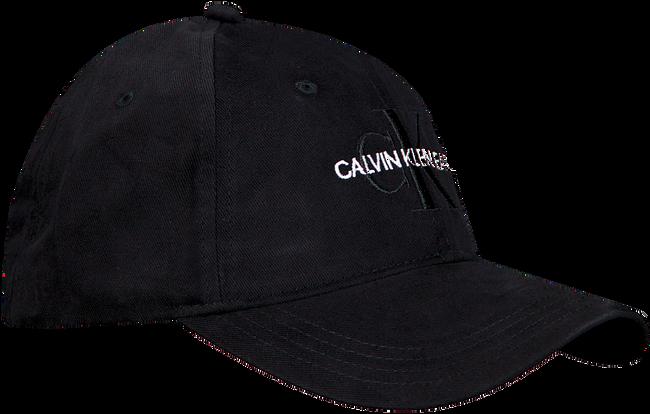 Zwarte CALVIN KLEIN Pet J MONOGRAM CAP M  - large