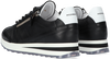 Zwarte PIEDI NUDI Sneakers 2487-05  - small