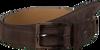 Bruine VAN BOMMEL Riem 75076 - small
