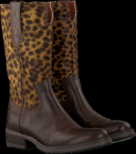 Bruine GIGA Hoge laarzen G3492  - large